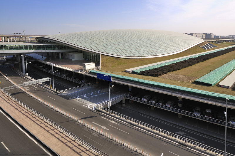 PEK Airport Terminal 3 is the second largest passenger terminal in the world.